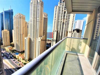 فلیٹ 2 غرفة نوم للايجار في دبي مارينا، دبي - MULTIPLE OPTIONS| CHILLER FREE| FREE MAINTENANCE