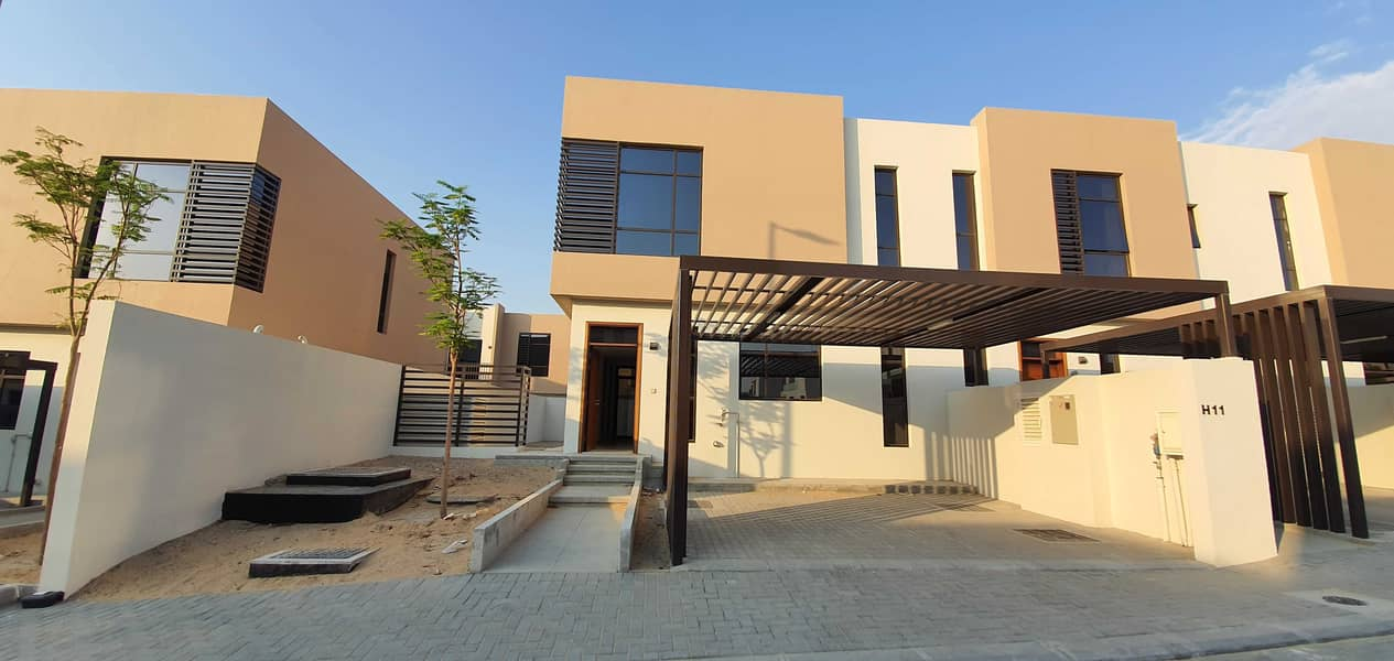 Excellent finishing   Lavish ready 3bedroom townhouse   2599 sqft area   price 1550000   Nasma Residences
