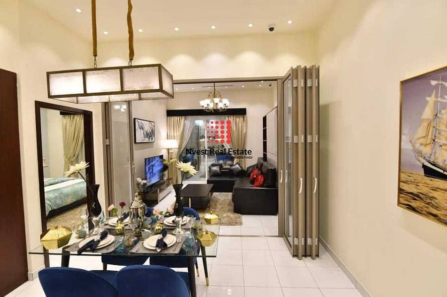 PAY 40% AND MOVE IN BRAND NEW APARTMENT IN ARJAN