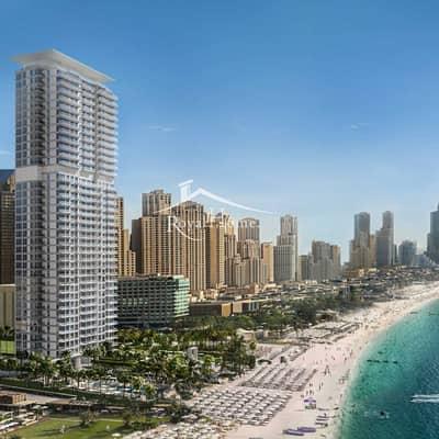 فلیٹ 2 غرفة نوم للبيع في جميرا بيتش ريزيدنس، دبي - LA VIE| 2 bed room| Sea view|Own Beach