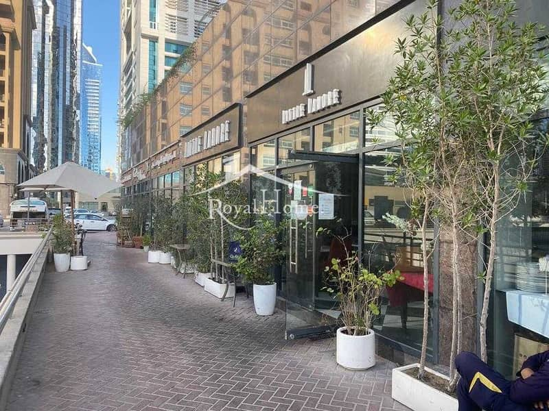 11 Shop in JLT perfect for restaurant | For SALE