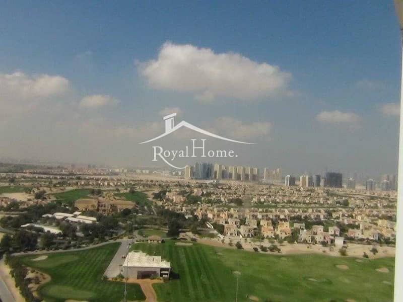 2 GBS Rented Studio |Golf Course View