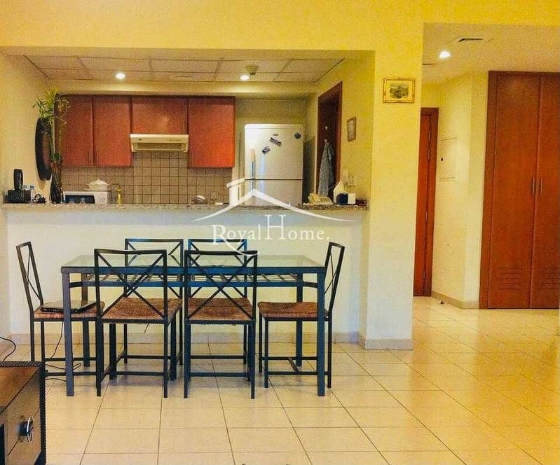 2 1BR FULLY FURNISHED WITH GARDEN VIEW
