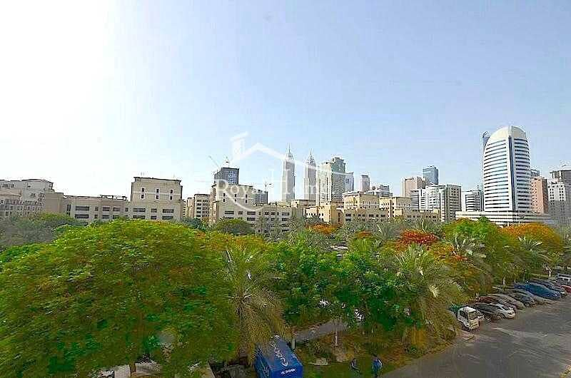 8 1BR FULLY FURNISHED WITH GARDEN VIEW