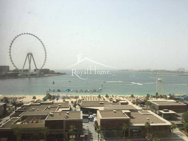 2 FULLY FURNISHED SEA VIEW  1 BEDROOM APARTMENT