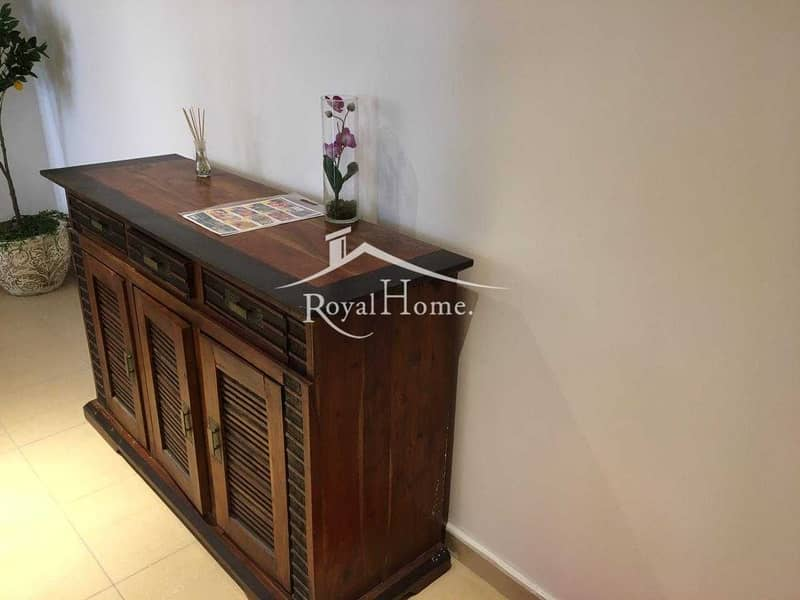 12 FULLY FURNISHED SEA VIEW  1 BEDROOM APARTMENT