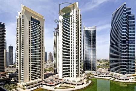 2 Bedroom Flat for Sale in Jumeirah Lake Towers (JLT), Dubai - Lowest Price   2 Bed + Maids  High Floor   Attractive View