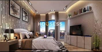 شقة في عزيزي بلازا الفرجان 399000 درهم - 4865830