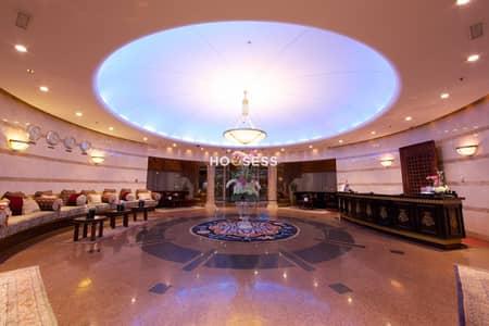 شقة فندقية 2 غرفة نوم للايجار في دبي مارينا، دبي - شقة فندقية في برج تماني دبي مارينا 2 غرف 125000 درهم - 5188325