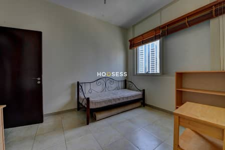 2 Bedroom Apartment for Rent in Jumeirah Lake Towers (JLT), Dubai - Lake View I High Floor I Fully Furnished