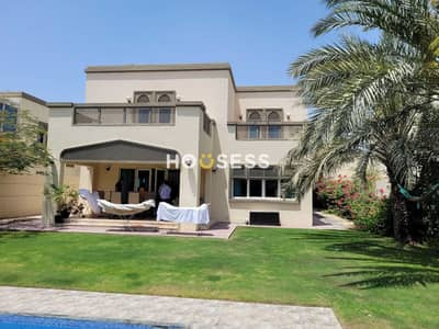 4 Bedroom Villa for Sale in Jumeirah Park, Dubai - Exclusive |Private Pool| Vacant Soon