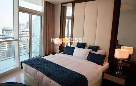 فلیٹ 2 غرفة نوم للبيع في وسط مدينة دبي، دبي - High Floor   Burj Khalifa View   Luxury Furnished