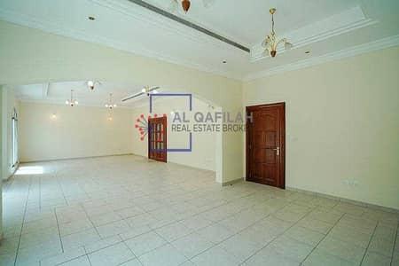 فیلا 4 غرف نوم للايجار في المنارة، دبي - Stunning G+1   Economical    Compound 4Bhk   Maid's Room
