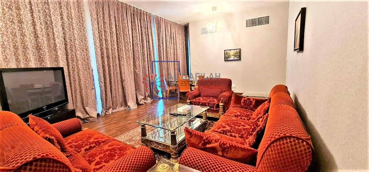 2 High Quality Fully Furnished 3Bhk Next To Metro Station