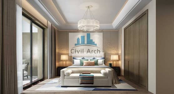 1 Bedroom Apartment for Sale in Business Bay, Dubai - Large 1br of 1354 sqft+FURNISHED+7 YR PAY_10%ROI+STUNNING VIEWS