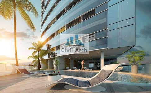 شقة 3 غرف نوم للبيع في مجمع دبي ريزيدنس، دبي - Large 3br Duplex+FURNIHSED+4 YREAS PAY+9% ROI-LAST UNIT