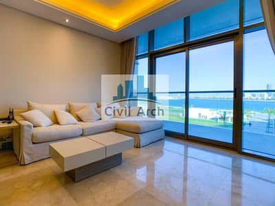 5 Bedroom Villa for Sale in Palm Jumeirah, Dubai - PALM +BEACH-40% TO MOVE-IN+60% IN 2 YEARS+50% DLD