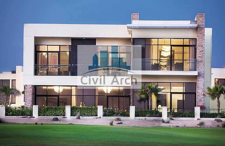 5 Year pay-4br Stunning Villa+Park Facing Corner unit+Gaden