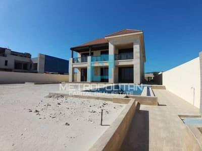 7 Bedroom Villa for Sale in Saadiyat Island, Abu Dhabi - Full Mangrove View  Private Pool  Very Huge Plot