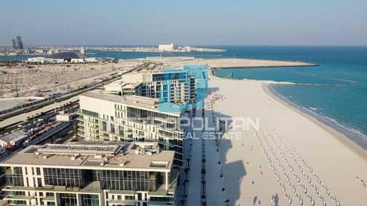 3 Bedroom Townhouse for Rent in Saadiyat Island, Abu Dhabi - Premium Beachfront Living|Maids Room| Beach Access