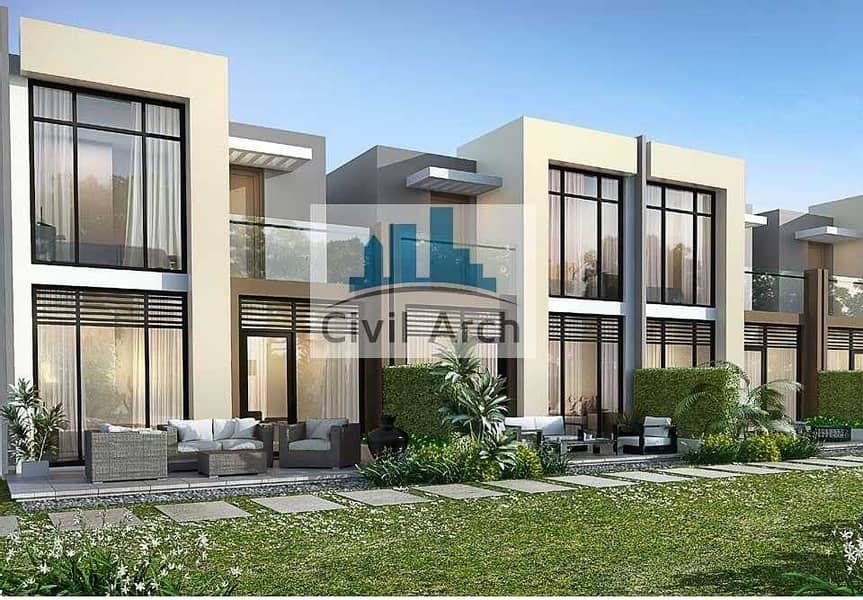 ADRIA VILLAS 6BR READY TO MOV-IN+4 YEARS PAYMENT PLAN