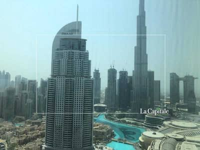 2 Bedroom Apartment for Rent in Downtown Dubai, Dubai - All Inclusive Bills | Middle Series | Best Layout