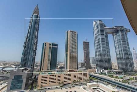 2 Bedroom Flat for Sale in Downtown Dubai, Dubai - Sea View | Mid Floor | Bright & Spacious Unit