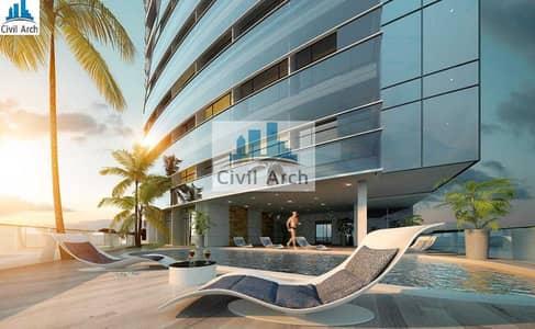 فلیٹ 2 غرفة نوم للبيع في مجمع دبي ريزيدنس، دبي - 1716 SQFT 2BR FURNSIHED AT 770K+ 4 YEARS PAYMENT***HANDOVER OCT 2022