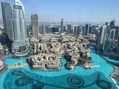 Best 2 Bedroom Layout of Burj Khalifa | | Type F