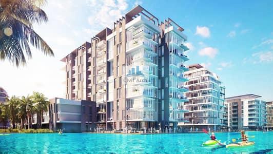 Building for Sale in Mohammed Bin Rashid City, Dubai - Waterfront Full Building G+6=73 Apt+10% ROI+3yr PHP