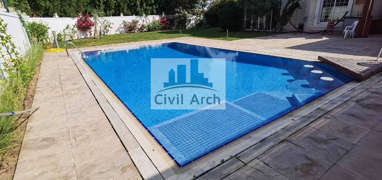34 MODERN LAYOUT !! PRIVATE POOL !! GLORIOUS 5/BR