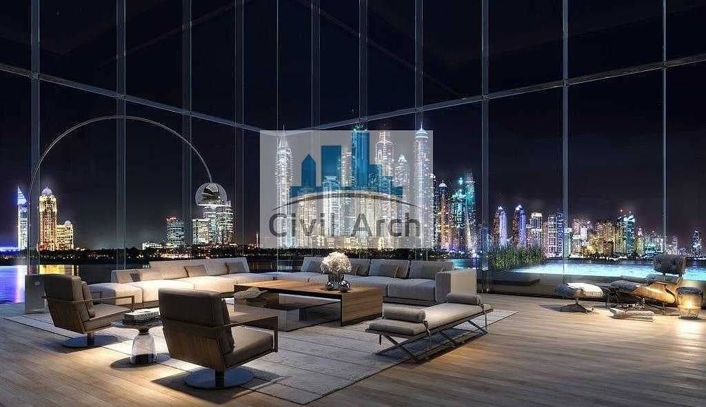 2 MAGNIFYING 3 FLOOR PH+ROOF TOP PRIVATE POOL+FULL SEA VIEW-BEST EVER