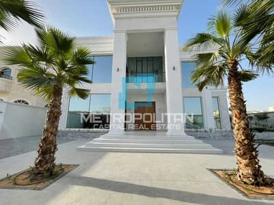 6 Bedroom Villa for Sale in Khalifa City A, Abu Dhabi - Huge Layout | Private Garden | Exquisite Location