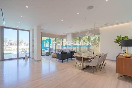 فیلا 5 غرف نوم للبيع في جزيرة السعديات، أبوظبي - Panoramic Sea View   Private Pool   Corner Plot
