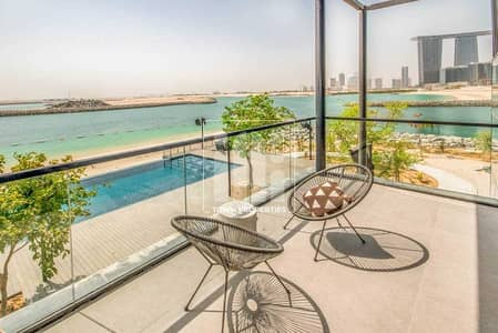 1 Bedroom Flat for Sale in Al Reem Island, Abu Dhabi - Direct Beach Access | Al Reem Island | Spacious & Stylish | 5% Down Payment Only