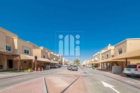 فیلا 3 غرف نوم للبيع في الريف، أبوظبي - Single Row |Well Maintained Villa |Rent Refundable