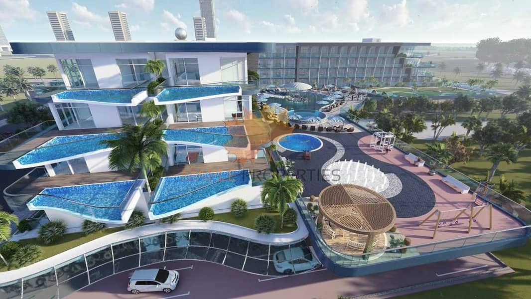 2 Amazing Payment Plans    2BR Brand New Apartments    1% Monthly For 75 Months