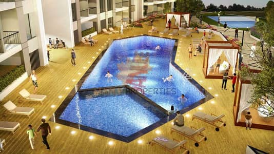 شقة 1 غرفة نوم للبيع في ليوان، دبي - Pay AED 6000 Only & Get Your Own 1BHK Huge Apartment