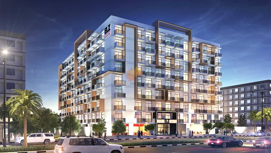 Book Your Apartment At 10%    Pay 60% In 60 Months After Handover