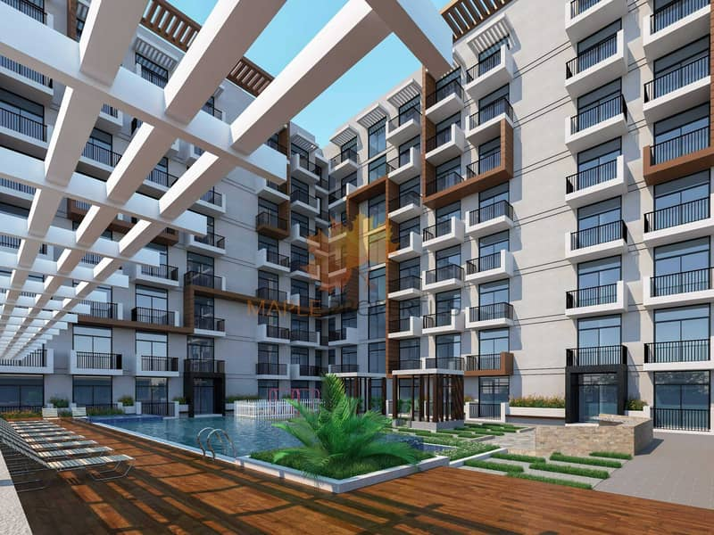 2 Book Your Apartment At 10%    Pay 60% In 60 Months After Handover