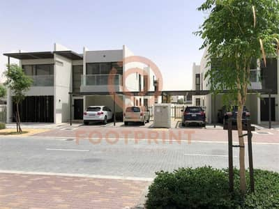 3 Bedroom Townhouse for Sale in DAMAC Hills 2 (Akoya Oxygen), Dubai - 3 Bedroom | Vardon In Akoya | Luxury Townhouse