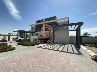 تاون هاوس 4 غرف نوم للبيع في داماك هيلز (أكويا من داماك)، دبي - Single Row | 4+Maid's with Direct Park Access | 15 Minutes to SZR