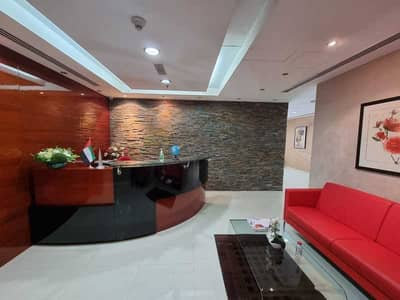 Office for Rent in Business Bay, Dubai - Furnished 4 Car park 2030 Sq Ft Immediate Start