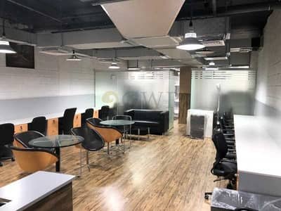 Office for Sale in Business Bay, Dubai - DIRECT FROM OWNER|FURNISHED|PARTITIONED|VACANT SOON