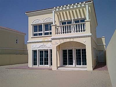 فیلا 2 غرفة نوم للبيع في قرية جميرا الدائرية، دبي - Great Corner Villa   Private and Cozy   Ready to Move in  