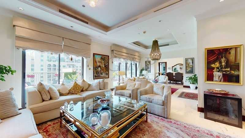 2 UPGRADED PENTHOUSE|EXCLUSIVE|Well Maintained|Partial Sea View|Rented