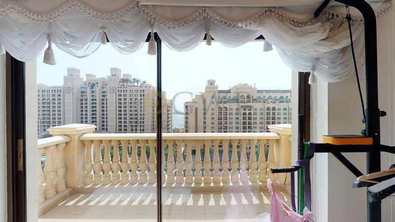 36 UPGRADED PENTHOUSE|EXCLUSIVE|Well Maintained|Partial Sea View|Rented