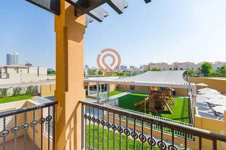 4 Bedroom Townhouse for Sale in Dubai Sports City, Dubai - 4bed+Maid - Classy Finishing-Modern Style- Semi Furnished