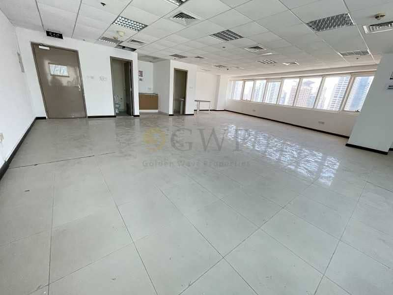 VACANT FITTED OFFICE MULTIPLE OPTIONS SZR VIEW HIGH FLOOR