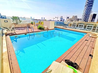 3 Bedroom Flat for Sale in Jumeirah Village Circle (JVC), Dubai - Enjoy Private Pool On A Unique Funkey Triplex With Huge Terrace